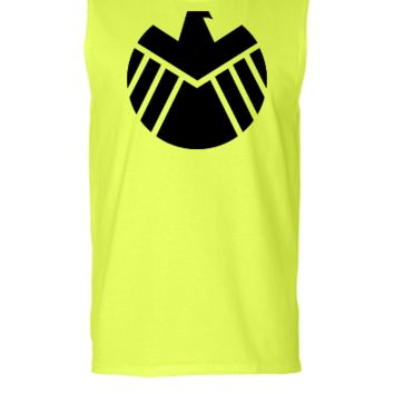 Agents of SHIELD - Sleeveless T-shirt