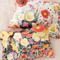 Mina Floral Photo Pillowcase Set - Urban Outfitters