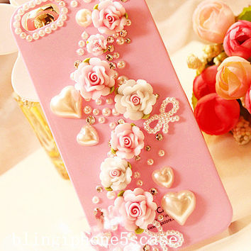 cute iphone 5s case, flower iphone 5 case, iphone 5c case ,iphone 4s case, kawaii iphone 4 case, samsung galaxy s4 case,galaxy s3 cover