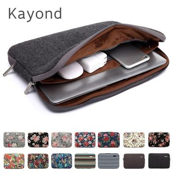 "New Brand Kayond Sleeve Case For Laptop 11"",13"",14"",15"""