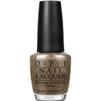 Opi Nail Lacquer, All Sparkly and Gold