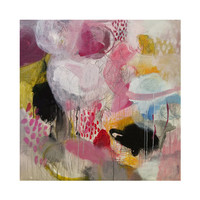 Fine art giclée print from original abstract painting - Large print