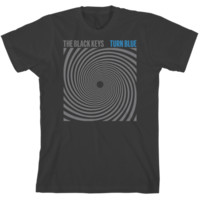 The Black Keys Official Store - Square Spiral T-Shirt