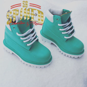 South Beach custom timberlands