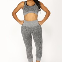 Meow Seamless Active Set - Black