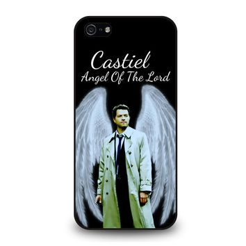 CASTIEL ANGEL OF THE LORD iPhone 5 / 5S / SE Case