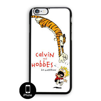 Calvin And Hobbes Comic Strip iPhone 5C Case