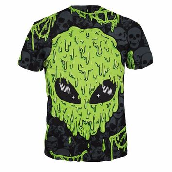 PLANET SLIME MENS T SHIRT