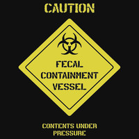 Fecal Containment Vessel by Samuel Sheats