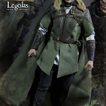 Asmus Toys The Lord of the Rings Series:  Sindar Elf Legolas 1/6 Figure