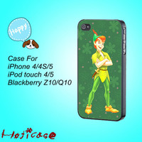 iphone 4 case,iphone 4s case,iphone 4 cases,iphone 5 case,Peter Pan,in plastic,silicone,cute iphone 4 case,cute iphone 5 case,ipod 5 case.