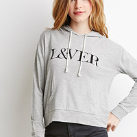 L&ver Graphic Hoodie