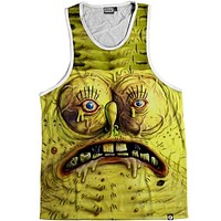 Ugliest Spongebob Men's Tank Top