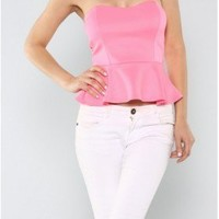 The Pink Summer Top