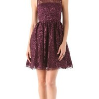alice + olivia Ophelia Lace Dress | SHOPBOP