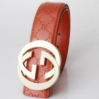 DCCK2 Gucci Women Men Belt