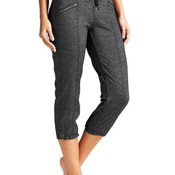 Athleta Womens Quest Metro Slouch Capri