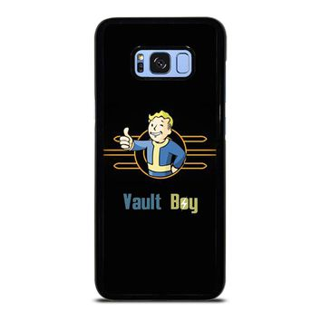 FALLOUT VAULT BOY THUMBS UP Samsung Galaxy S8 Plus  Case