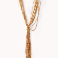 La Vie Boho Tassel Necklace