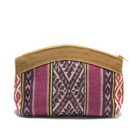 Peruvian Textile Toiletry Case