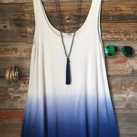 A Pretty Surprise Tunic Dress