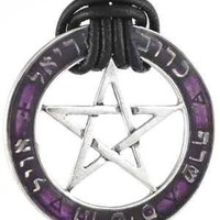 Seal of the Sephiroth Necklace Wicca Wiccan Pagan