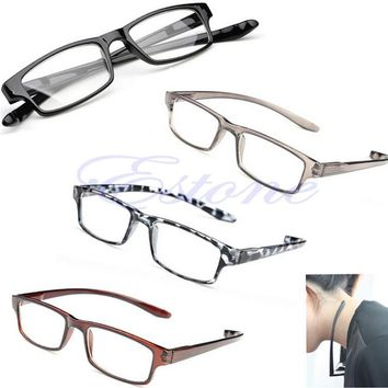 New Unisex Women Men Solid Light Comfy Stretch Reading Glasses Presbyopia 1.0 1.5 2.0 2.5 3.0 Diopter Gafas De Lectura Oculos