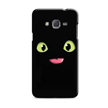 How to Train Your Dragon Toothless Samsung Galaxy J7 2015 | J7 2016 | J7 2017 Case