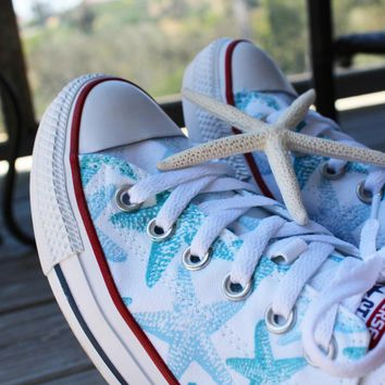 Sea Stars Converse Low Top