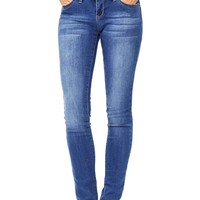 Sierra Mid Rise Shaping Jeans