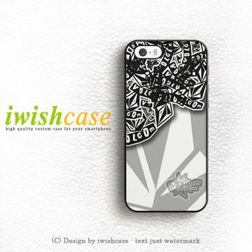 Volcom Inc Apparel And Clothing Stickerbomb iPhone 4 | 4S Case Cover