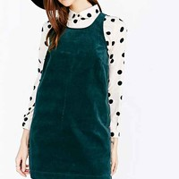 Cooperative Polly Frock-et Dress- Green
