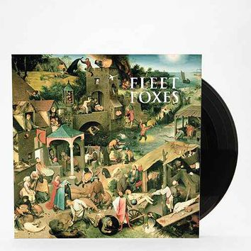 Fleet Foxes - Fleet Foxes 2XLP + MP3