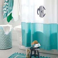 Monogram Bathroom