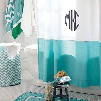 Monogram Bathroom From Pbteen Everything For The Bathroom