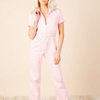 Jane Jumpsuit (Pink)