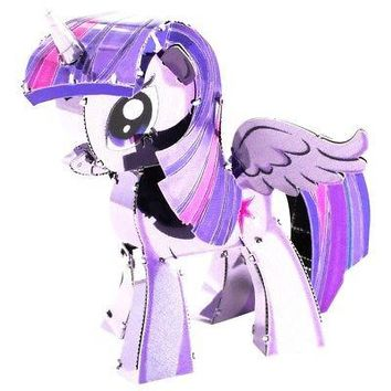 Fascinations Metal Earth - My Little Pony - Twilight Sparkle Model Kit (MMS336)