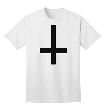 Inverted Cross Adult T-Shirt