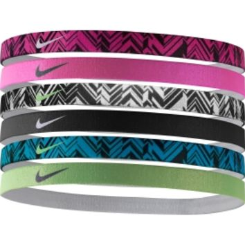 Nike Women s Swoosh Headbands - 6 Pack  b043288d908