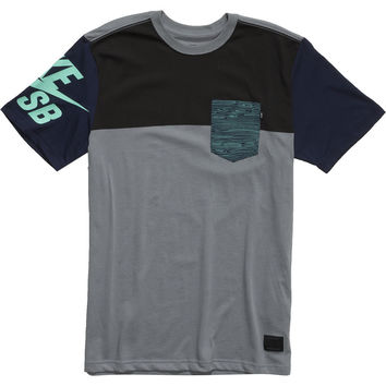 Nike SB Dri-Fit Blocked Out 2.0 T-Shirt - Short-Sleeve - Men's