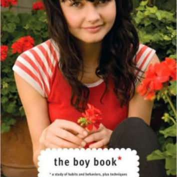 The Boy Book (Ruby Oliver Quartet Series #2)