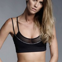Track & Bliss - 2016 Track & Bliss Double Trouble Sports Bra - Tops and Jackets - Women Clothing