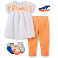 Summertime Sweetie 7-Piece Outfit