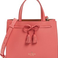 kate spade new york hayes street small isobel leather satchel | Nordstrom