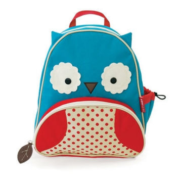 Personalized Skip Hop Backpack for Kids - Owl Zoo Pack