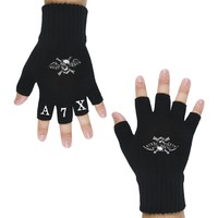 Avenged Sevenfold - Matie Fingerless Gloves