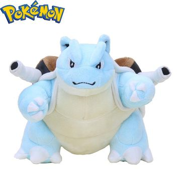 Plush Blastoise Plush Stuffed Animals Doll  Toys 15cmKawaii Pokemon go  AT_89_9