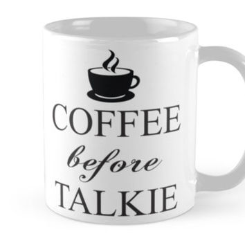 Coffee Before Talkie by mccdesign
