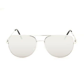 BLUE CROWN Turntable Aviator Sunglasses