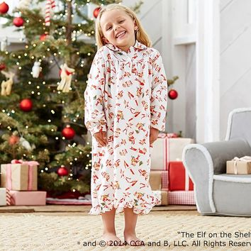 The Elf on the Shelf  Knit Nightgown from Pottery Barn Kids